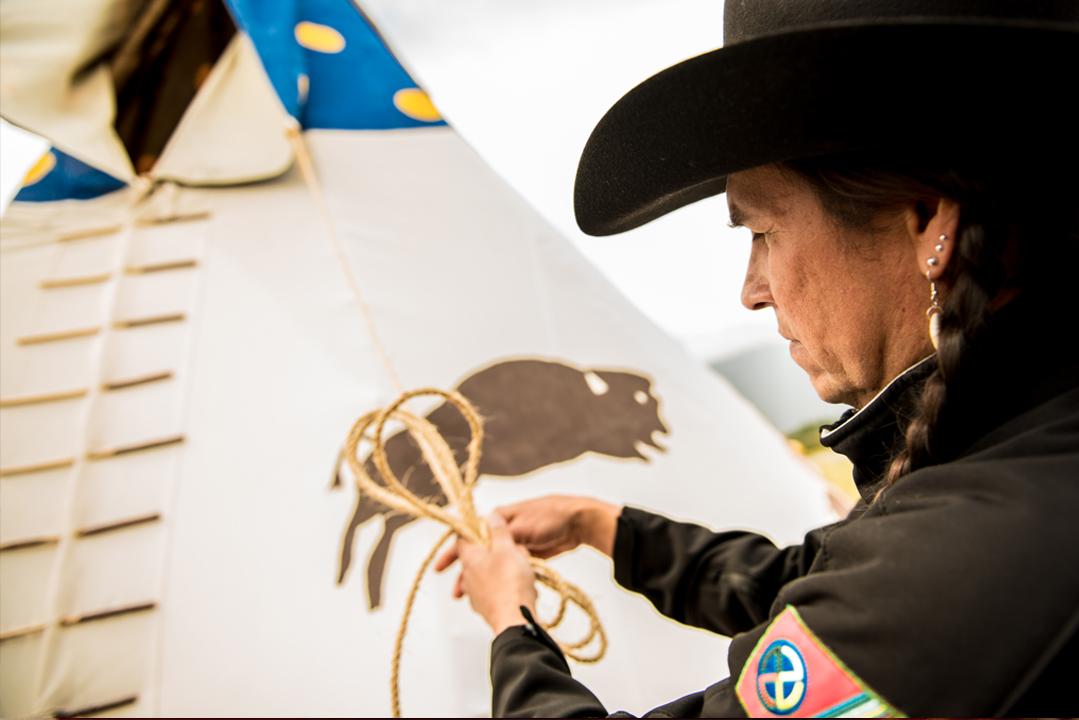 seminari crescita Appennino tosco-emiliano-Jessica-Venturi-nativi-americani